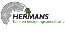 Hermans tuin en bestrating
